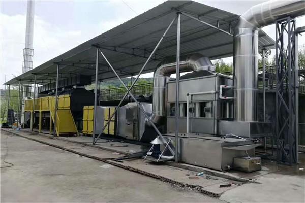 2021郑州喷淋塔废气处理费用生产厂家